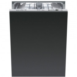 Smeg Dishwasher, Built-In Fully Integrated, Antifingerpring Stainless Steel,13 Place Settings, 60 Cm, Energy Rating A+++