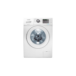 Samsung Front Loading With Digital Inverter Motor, 6.5 Kg WF650U2BKWQ Front Loading  Washing Capacity-6.5
