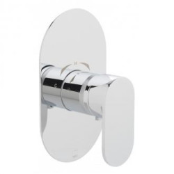 Vado Life Axiotherm Single Lever Wall Mounted Concealed Thermostatic Valve