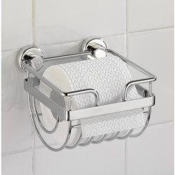 Wenko Power-Loc toilet roll holder Bovino
