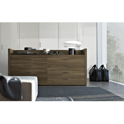 Poliform Tweed chest of drawers