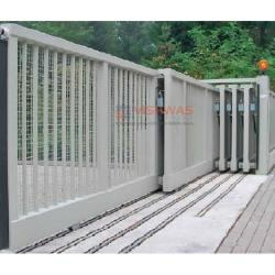 Vishwas Automation Telescopic Gates IMAGE