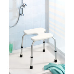 Wenko Bathroom Stool Secura