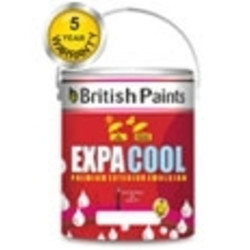 British Paints Expa Cool -Premium Exterior Emulsion