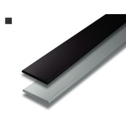 SCG Smartwood Eaves Liner Tapered Edge Uncolor 7.5x300x0.8 cm