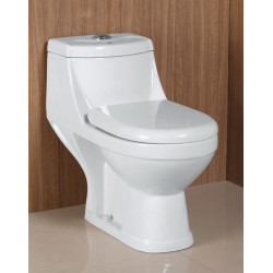 Eagle Ceramics Wash-down One Piece Toilet Wash down One Piece Toilet