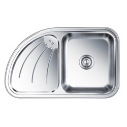 Nirali Ultimo LHS  Kitchen Sink