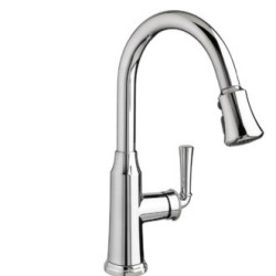 American Standard Portsmouth 1-Handle Pull Down High-Arc Kitchen Faucet