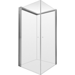 Duravit Shower Screen, Tap Left