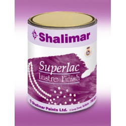 Shalimar Paints Superlac Lustre Finish Enamel