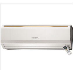 General Air Conditioners Wall Mounted Split Air Conditioners - ASGA24FTTA - 2.0 Ton
