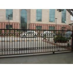 Hom Automation Automated Sliding Gates IMAGE