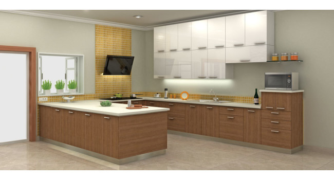 Modular Kitchen Design India