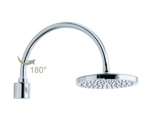 Bossini Shower Head with Shower Arm