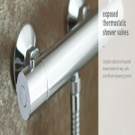 Exposed Thermostatic Shower Valves-1