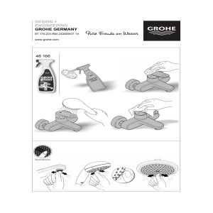 Grohe Arena Cosmopolitan Wall Plate 38857sh0 1948997.pdf