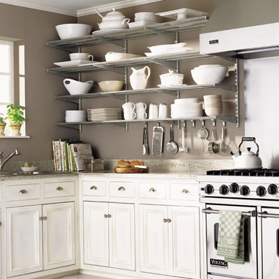 Kitchen Wall Storage