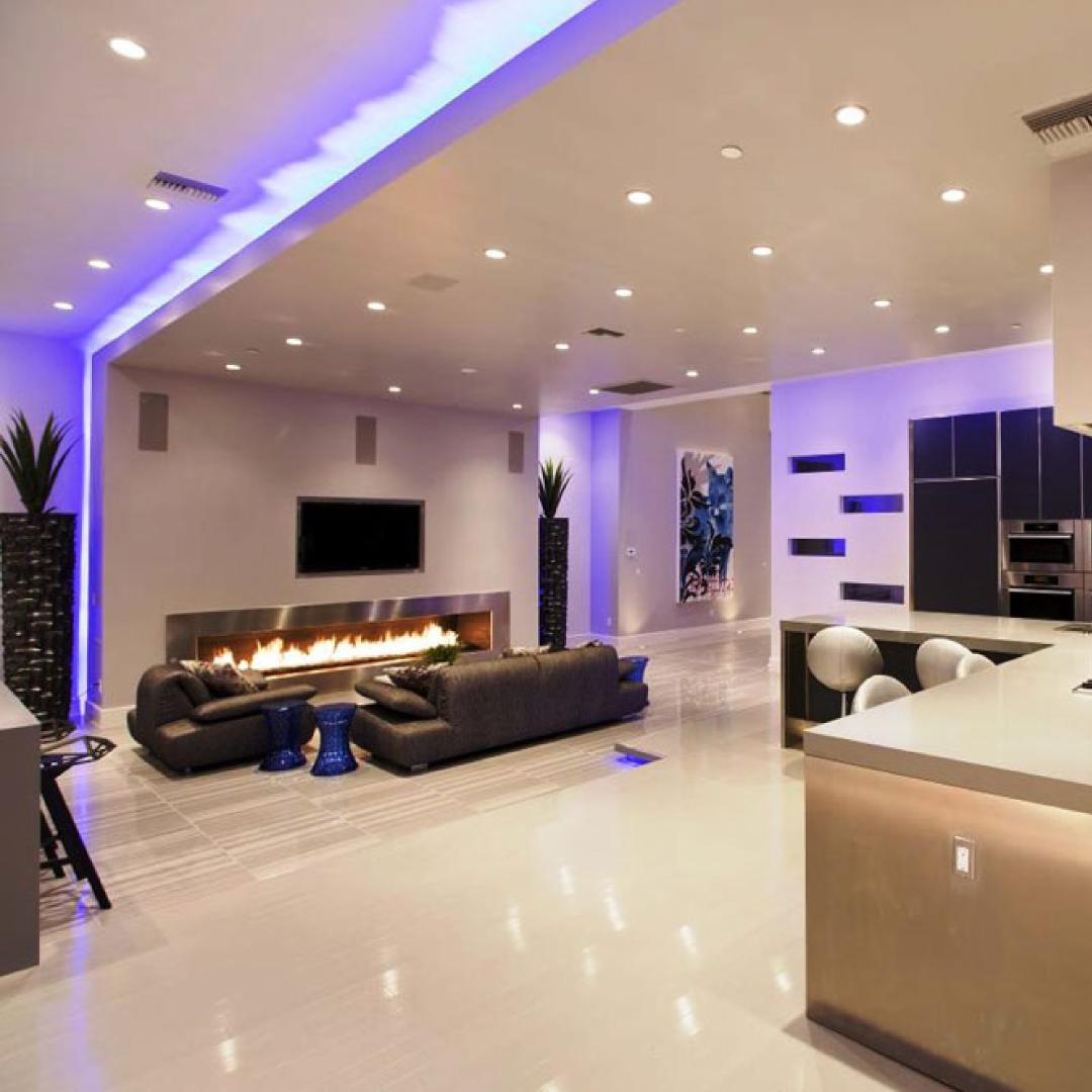 Decorative Interior Lighting