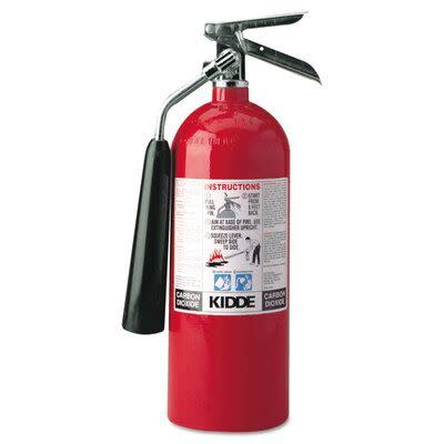 Fire-Fighting Systems and Extinguishers