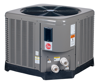 Compact Heat Pump Pool Heaters M2450ti-e
