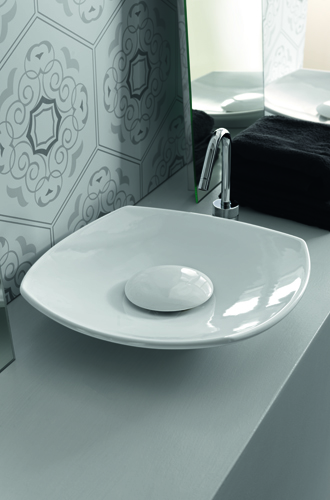 Over The Counter Wash Basin F- Mirage