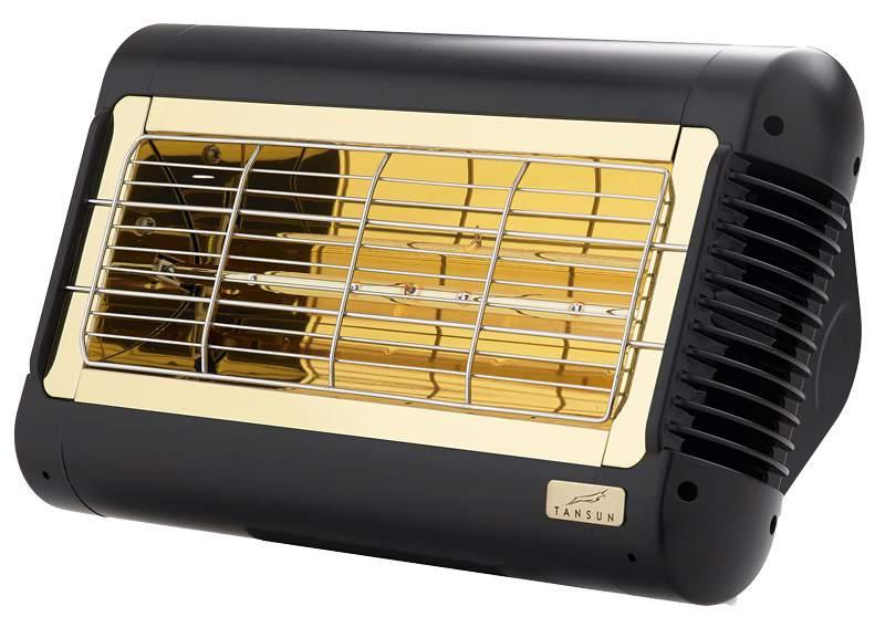 Monaco - Low Glare Infrared Heater Range
