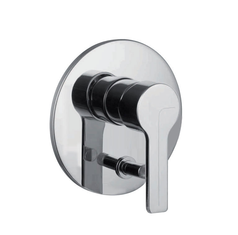 F3539x2 Single Lever Bath and Shower Mixer for Concealed Installation with 2 Outlets Diverter