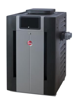 Digital And Millivolt Pool/spa Heaters C-r206a-ep-c #58 Asme