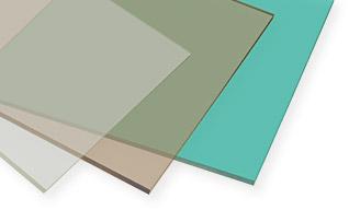 Palgard™ Flat Solid Abrasion Resistant Polycarbonate Sheet