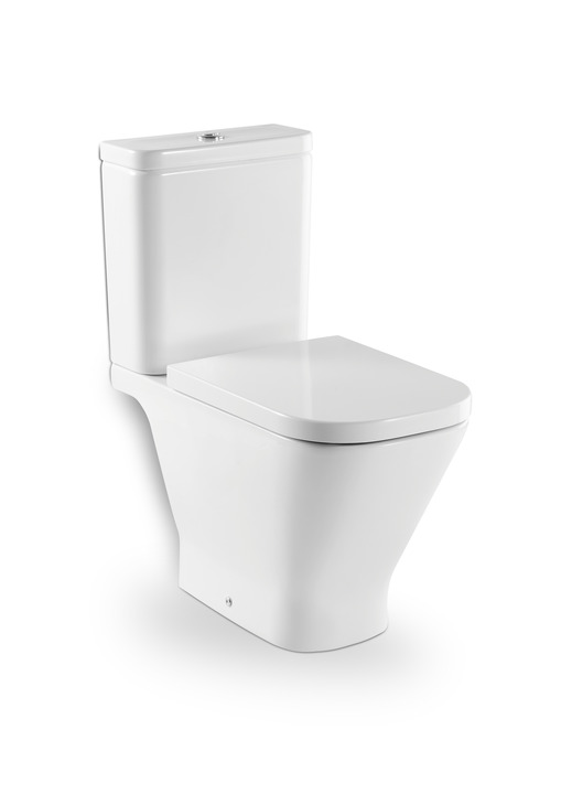 Seat And Cover For Toilet