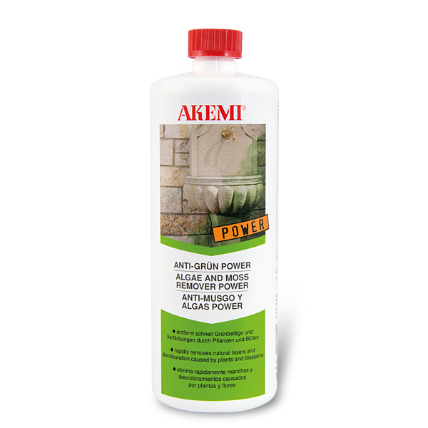 Algae and Moss Remover POWER
