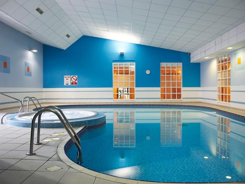 Hot Water Swimming Pool