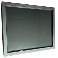 CTM170 Infrared touchscreen monitor