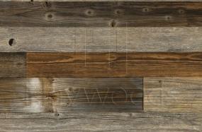 HRC1940 Vertical Eurus Rustic Grade Wood Cladding