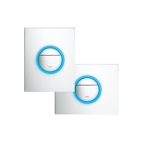 Nova Cosmopolitan Light Wall Plate 38809000