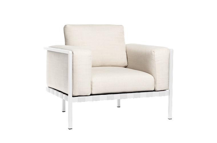 Natal Alu sofa armchair