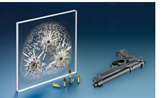 Palshield™ Bullet Resistant Panel
