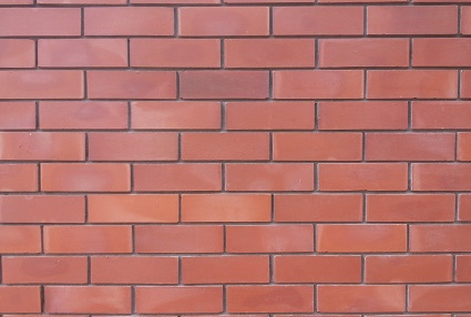 Wall Brick Red Oak - Terracotta