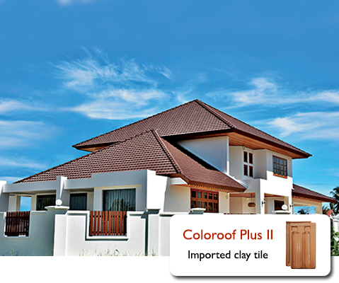 Coloroof Plus Ii