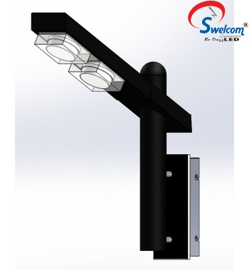 Pathway Lights 1770A/LED/14W/S