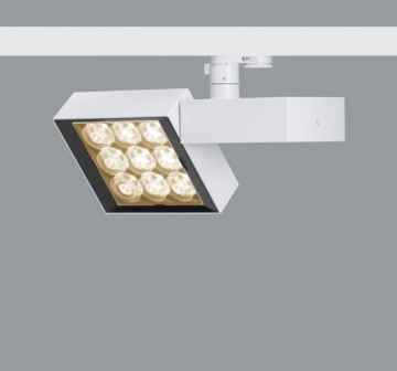 Opton-Luminaires for track
