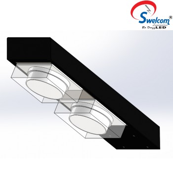 Pathway Lights 1771A/LED/14W/S