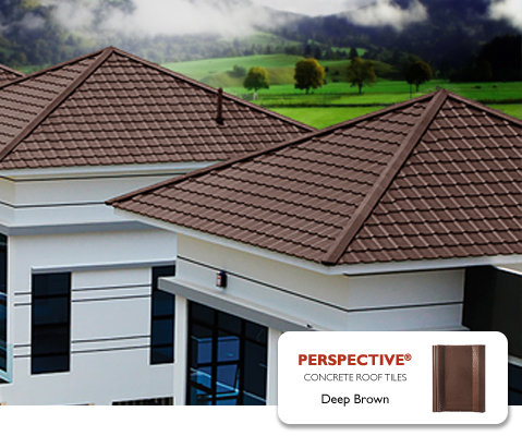 Perspective Roof Tile