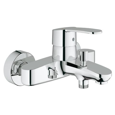 Eurostyle Cosmopolitan Single-lever Bath/shower Mixer-32228002