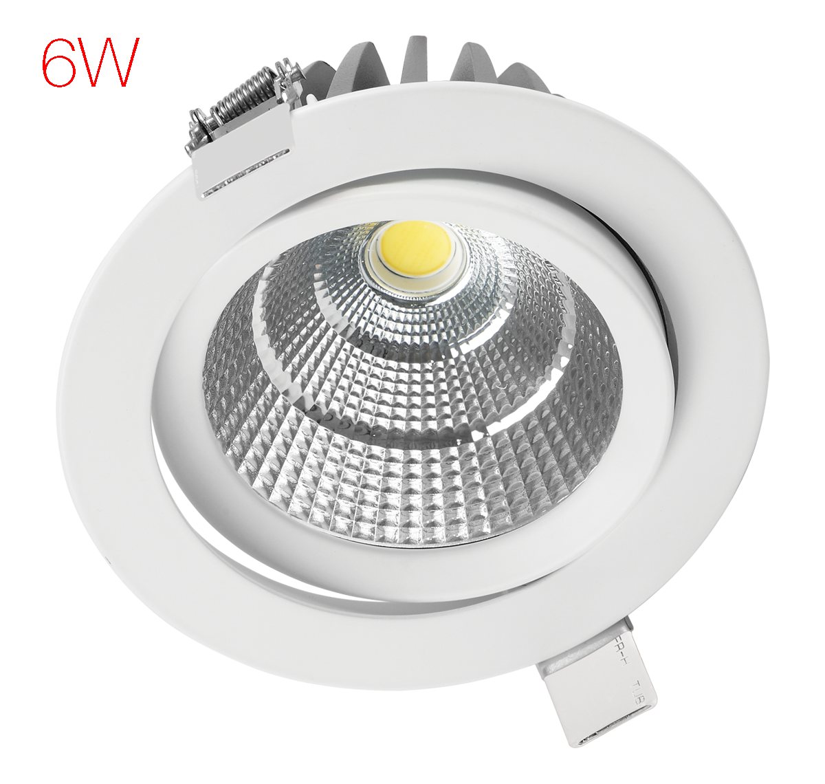 Crysta COB Swivel Spotlight 6 W 6500 K
