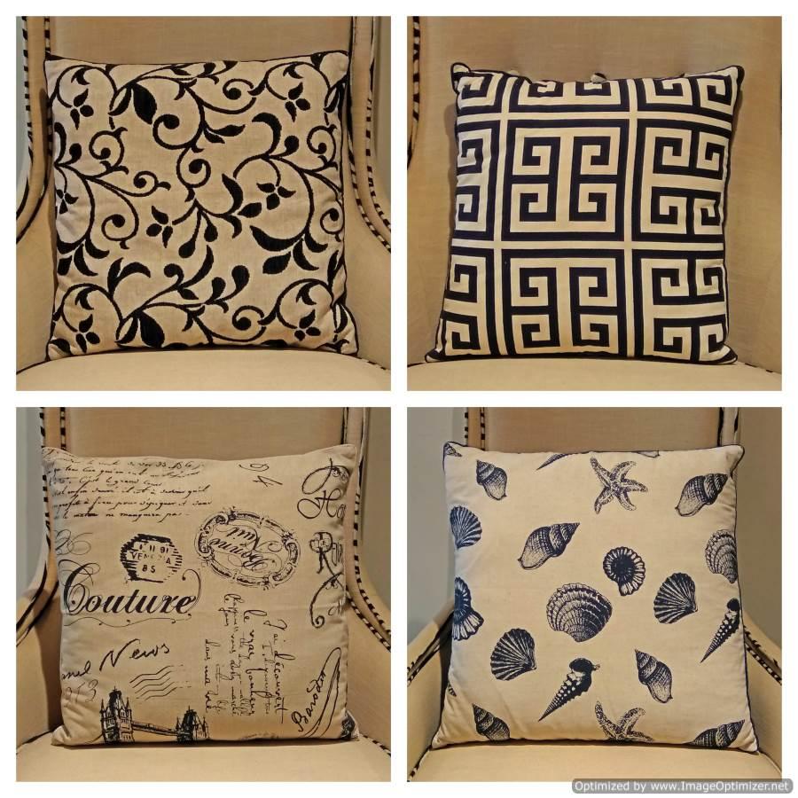 Contemporary Design Cushions