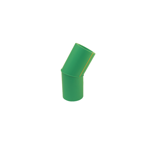 Indo Green Pp-r Hot And Cold Water System Short Bend (60°)