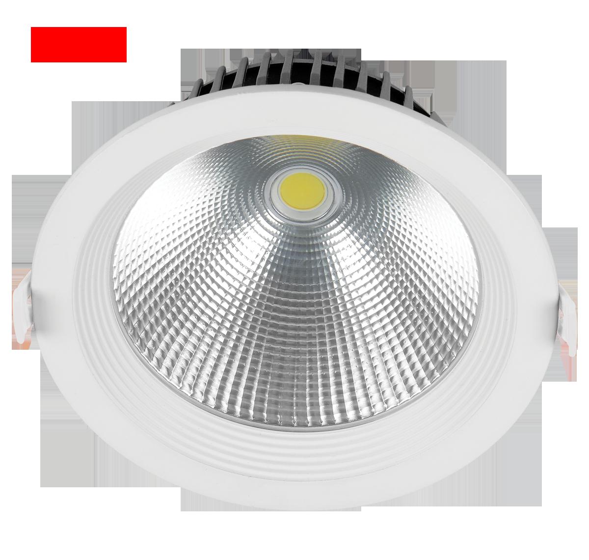 LED Crysta COB Downlighter 20 W 3000 K