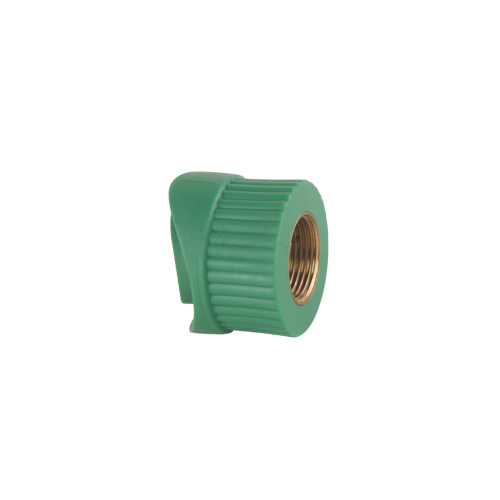 Indo Green Pp-r Hot And Cold Water System Weld In Saddle Female Threaded