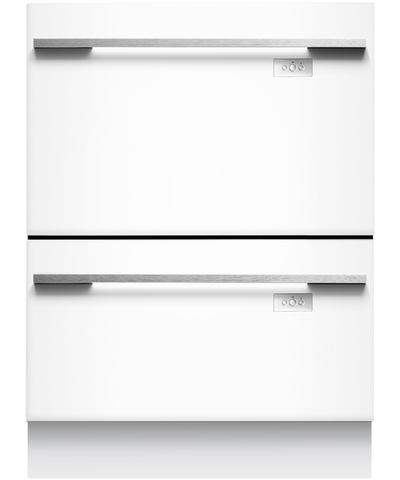 Integrated Double DishDrawer